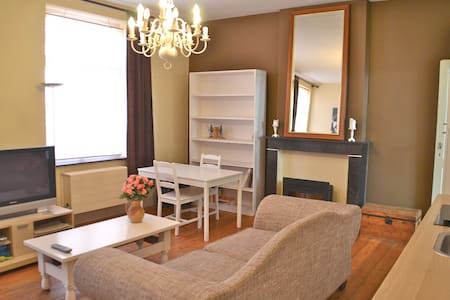 Nice appartment nearby town centre+railway station - Leuven