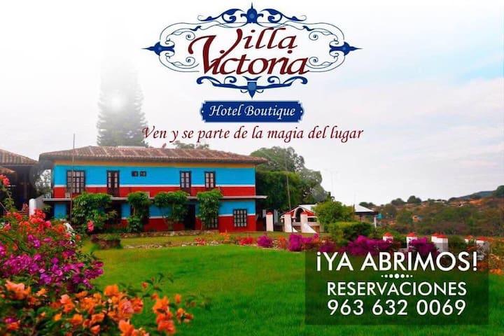 Hotel Boutique de Hacienda Villa Victoria