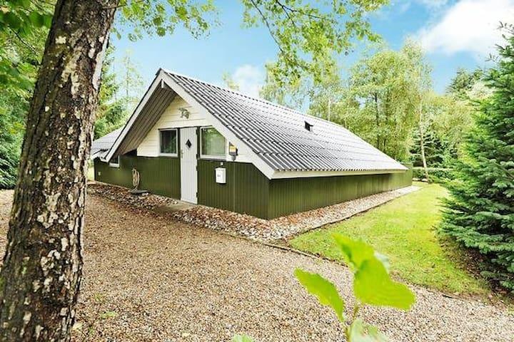 Sommerhus ved Kvie Sø - Ansager - Cabana