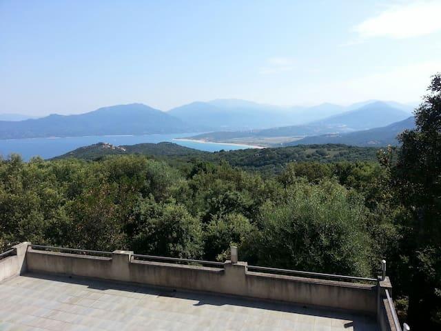 A Casetta,Paradis à 5 mn de la mer - Belvedere - Dům