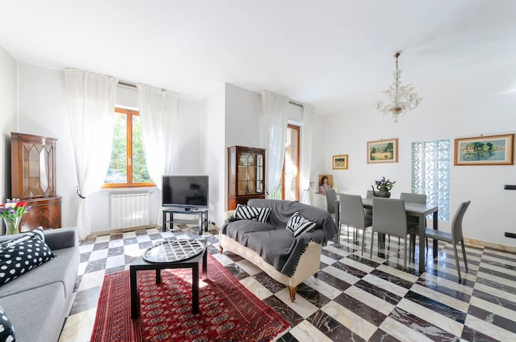 Hintown la casa del Pittore a Genova Quinto