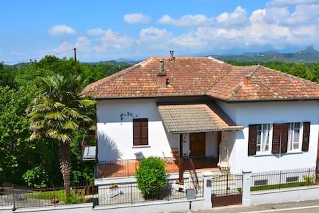 Accogliente cottage 1 h.da Expo MI - Casa del Bosco - 家庭式旅館