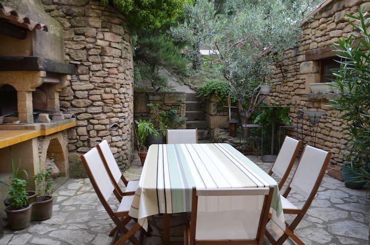 Town house near Pont du Gard - Remoulins - Haus