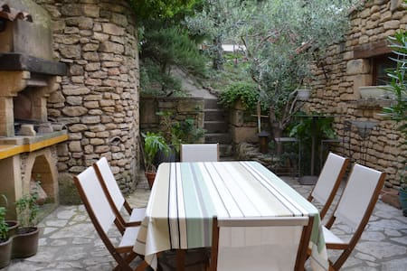 Town house near Pont du Gard - Remoulins