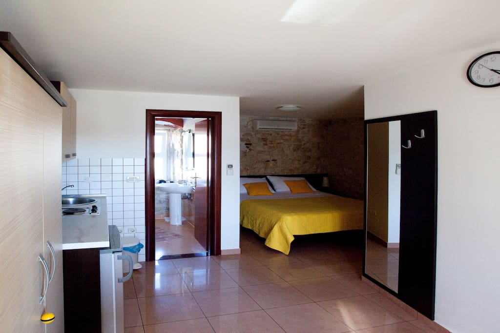 Apartment no. 2 - 25m2 (2 person)