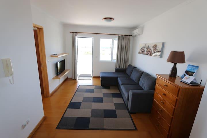Apartments, downtown Ponta Delgada