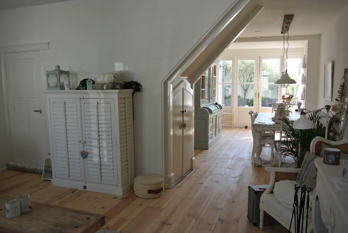 Comfortable home close to sea - Noordwijk - House