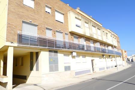 APARTAMENT NOU+PISCINA+GARATGE+A.C. - Apartment