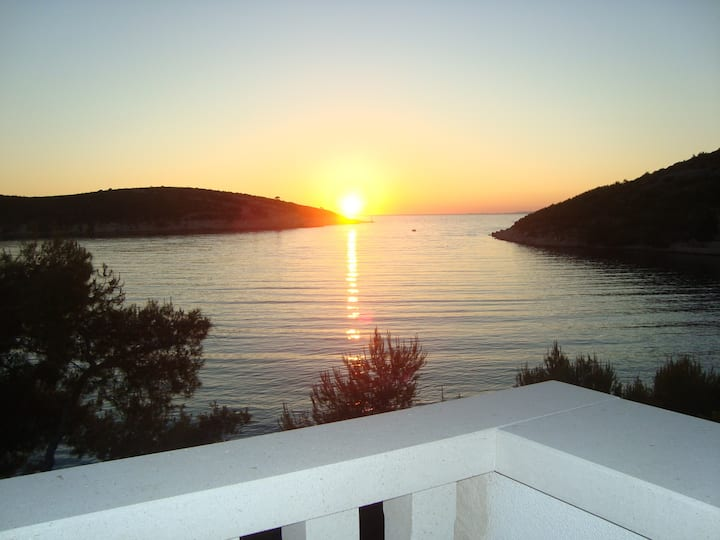 Ap. BLUE - Sunset Villa Hvar