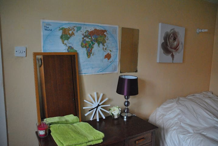 Cosy room near ucd, Family house - Goatstown - Haus