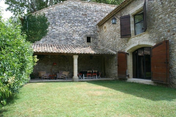 Mas de la Licorne proche d'Avignon