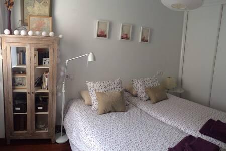 Habitación privada y desayuno. - Ribadeo - Bed & Breakfast