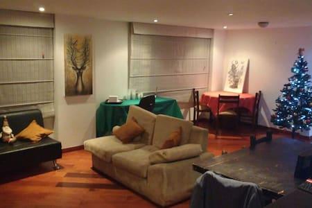 Spacious apartment near Calle 100 & Chico - Bogotá