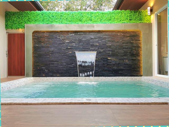 The Apex private pool villa Krabi Connecting villa