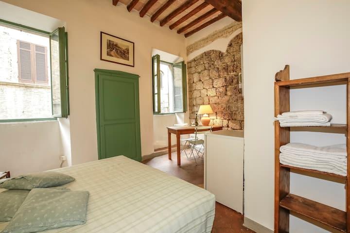 A San gimignano, loft in the center