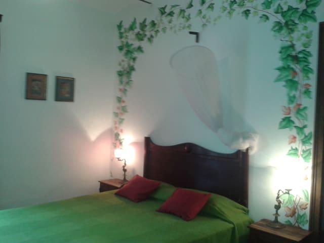 Habitacion en casa de campo i playa - Torredembarra - House