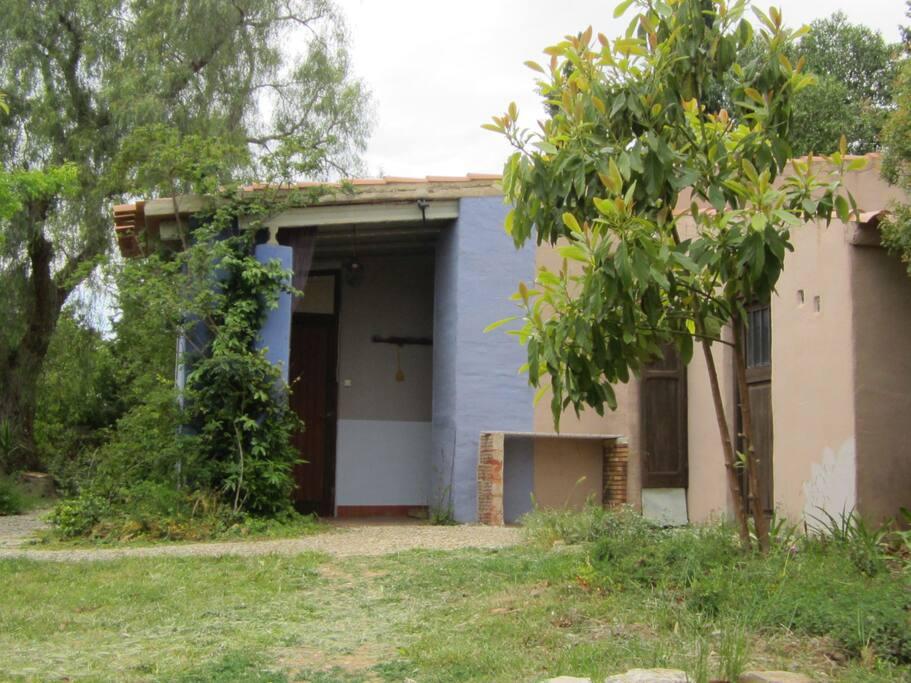 Caseta en el campo casas en alquiler en alcanar ulldecona costa dorada espa a - Casas alquiler costa dorada ...