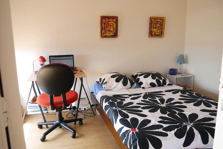 Appartement lumineux, chaleureux! - Bordeaux - Apartment