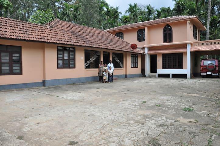 Thattuparambil House