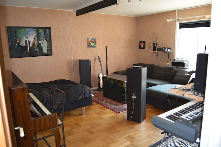 Cozy 2-room Apartment