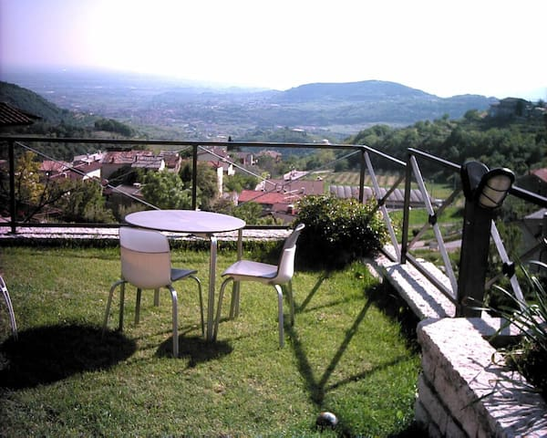 A Room with a View! Valpolicella - Mazzano di Negrar - Appartement