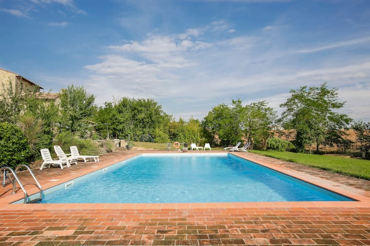 """S.M.""""Abbadia"""" una vera casa toscana - Monteriggioni - Apartament"""