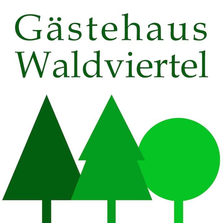 Mitten im Waldviertel – Gästehaus Waldviertel