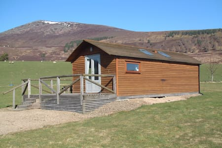 Ben Rinnes Highland Lodges - Ben View
