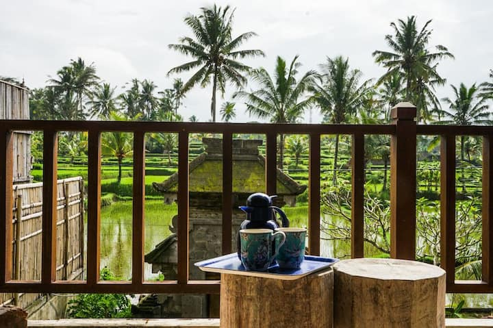 Long term rental north Ubud Palace COVID PRICE!