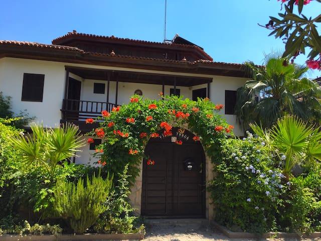 Villa Yonca Garden Apartment