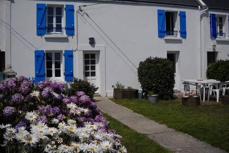 Maison sur l'île d'Ouessant - Ushant