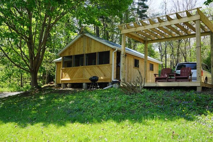 SugarRun Cabin #1 -  Riverview of Susquehanna