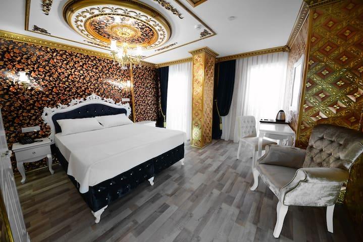 Luxury Apartment with Balcony - Fatih - Apartamento