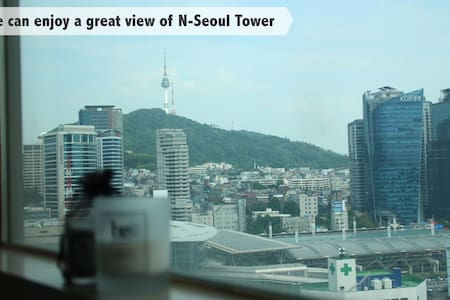 Close to Myeong-dong/5min@SeoulStn