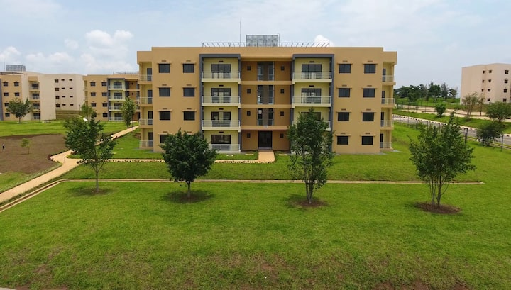 2 Bedroom apart in the heart of Vision City Kigali