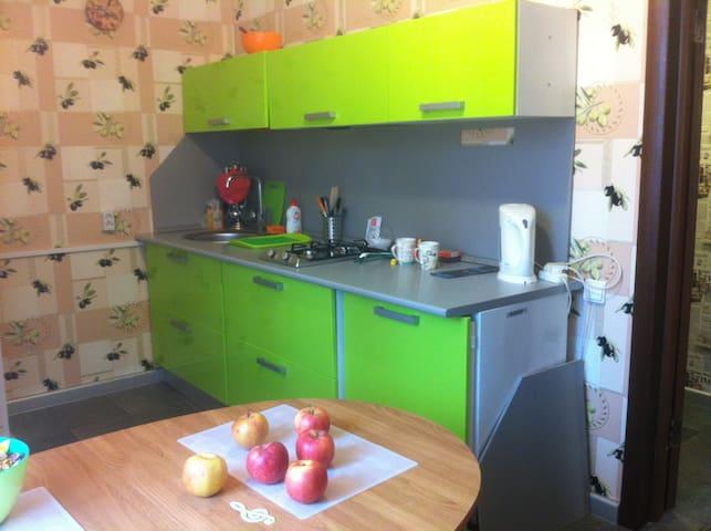 Уютная однокомнатная квартира до 4-х гостей - Анапа - Byt