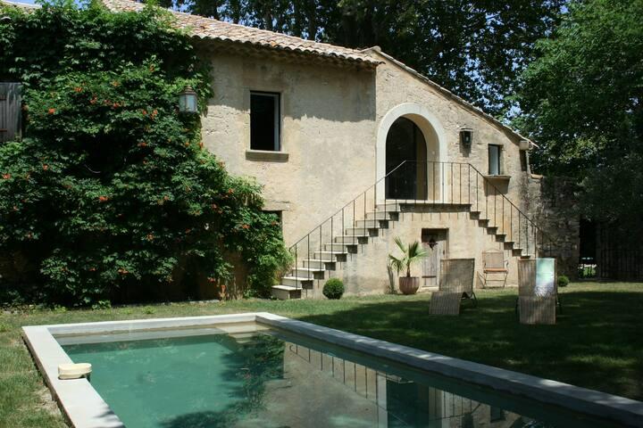 Mas du Cocher proche d'Avignon