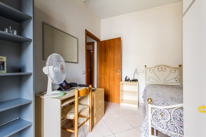 Bright rooms in the heart of Rome