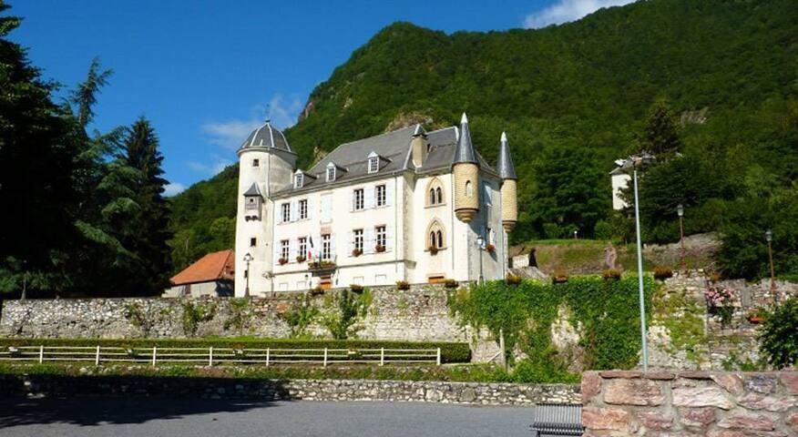 Dans le Piémont des Pyrénées