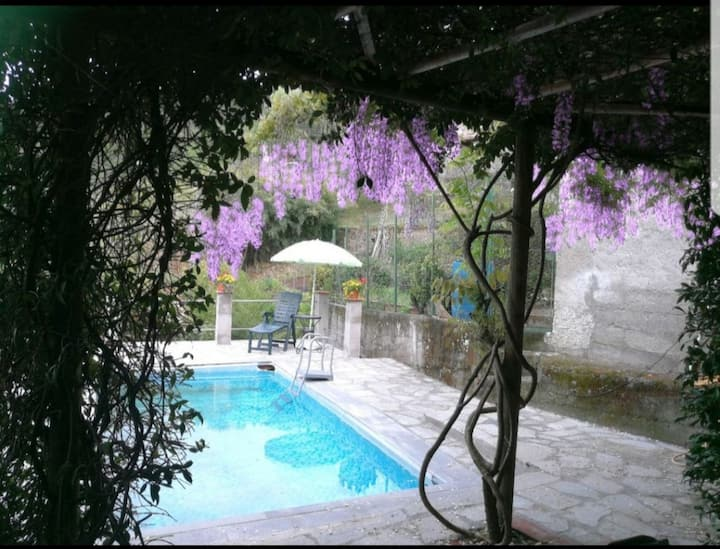 Casa Mimì – beautiful private house with pool