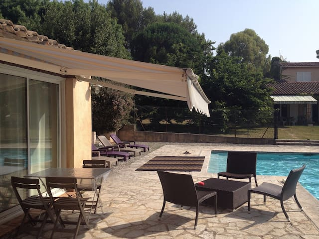 Bed&Breakfast on the Riviera near Cannes