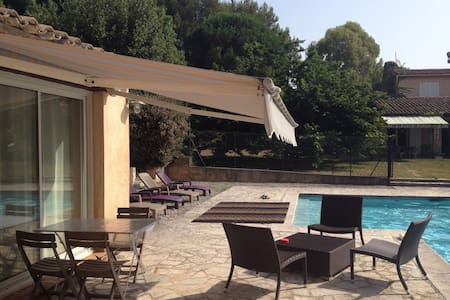 Bed&Breakfast on the Riviera near Cannes - Mougins
