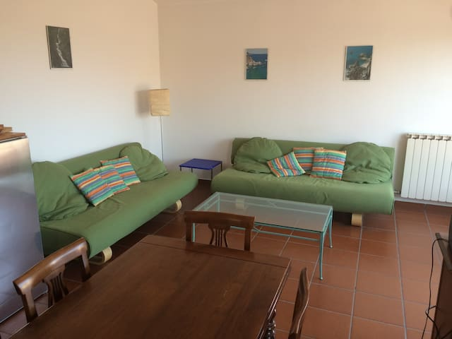 Appartamento moderno con vista mare - Marina di Davoli - Leilighet