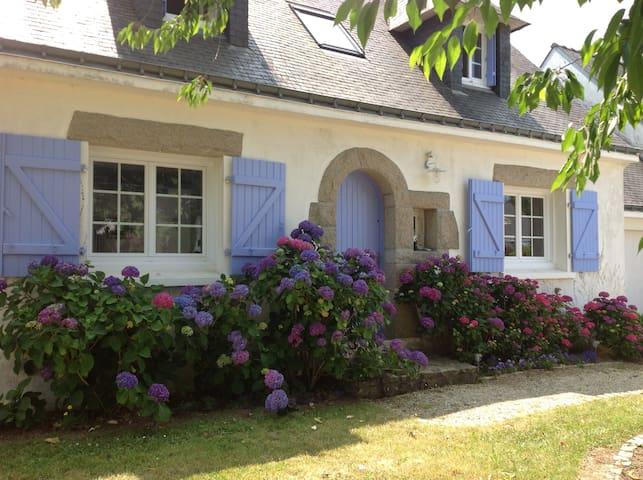 Maison Néo Bretonne  près du port - Bono - Casa
