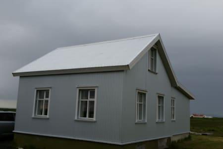 Traðarkot - Haus