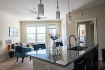 Bay Isle Sophistication | 1BR Near Univ of Tampa