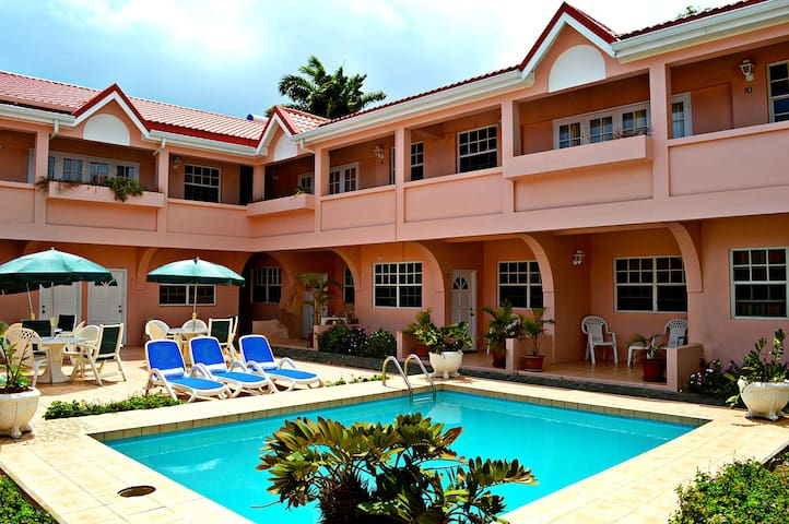 Your luxurious Home away from Home 5 - Rodney Bay  - Lägenhet