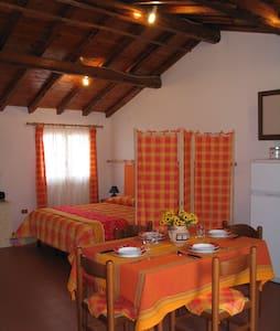 Vista Etna! Accogliente-confort-romantico-centrale - Zafferana Etnea - Wohnung