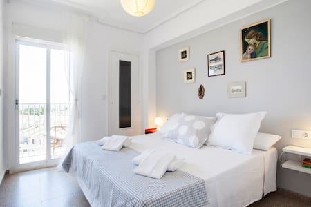 MAR A 20MIN DEL CENTRO DE VALENCIA - La Pobla de Farnals - Apartment