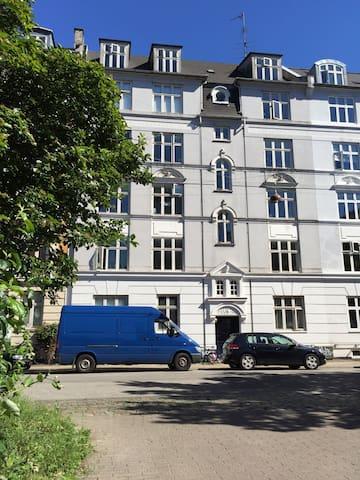 Oase midt i byen. - København - Apartment